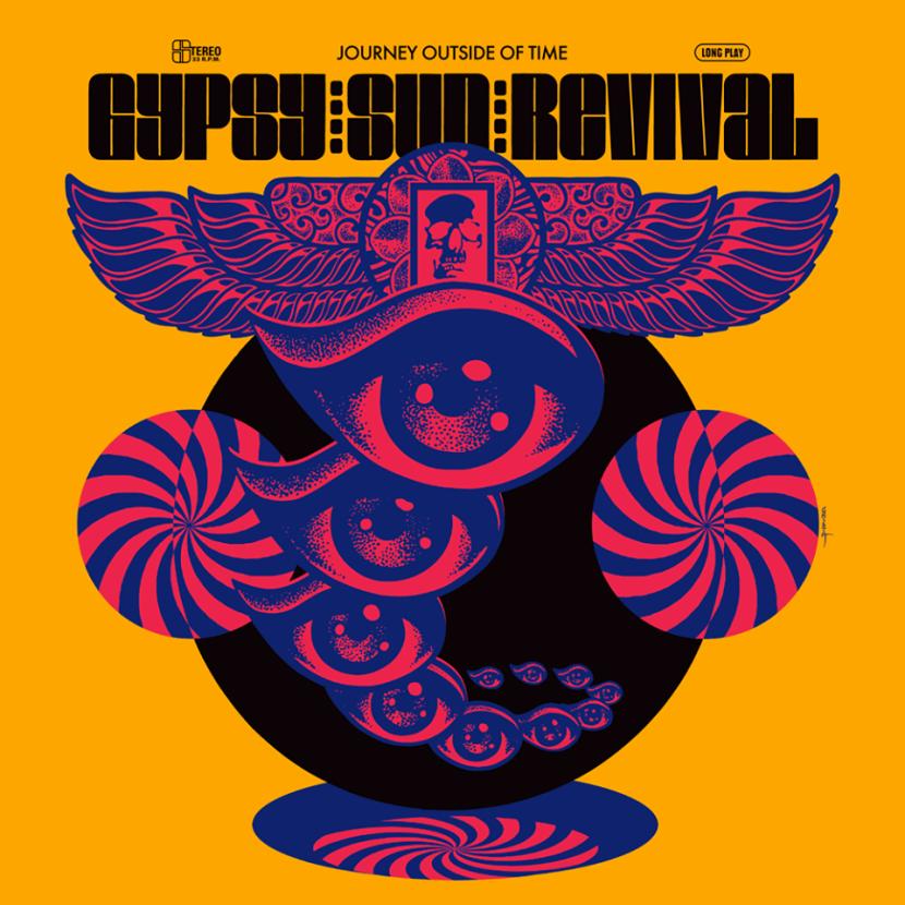 Heavy rockers Gypsy SunRevival