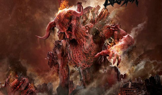 Kingdoms Disdained by MorbidAngel