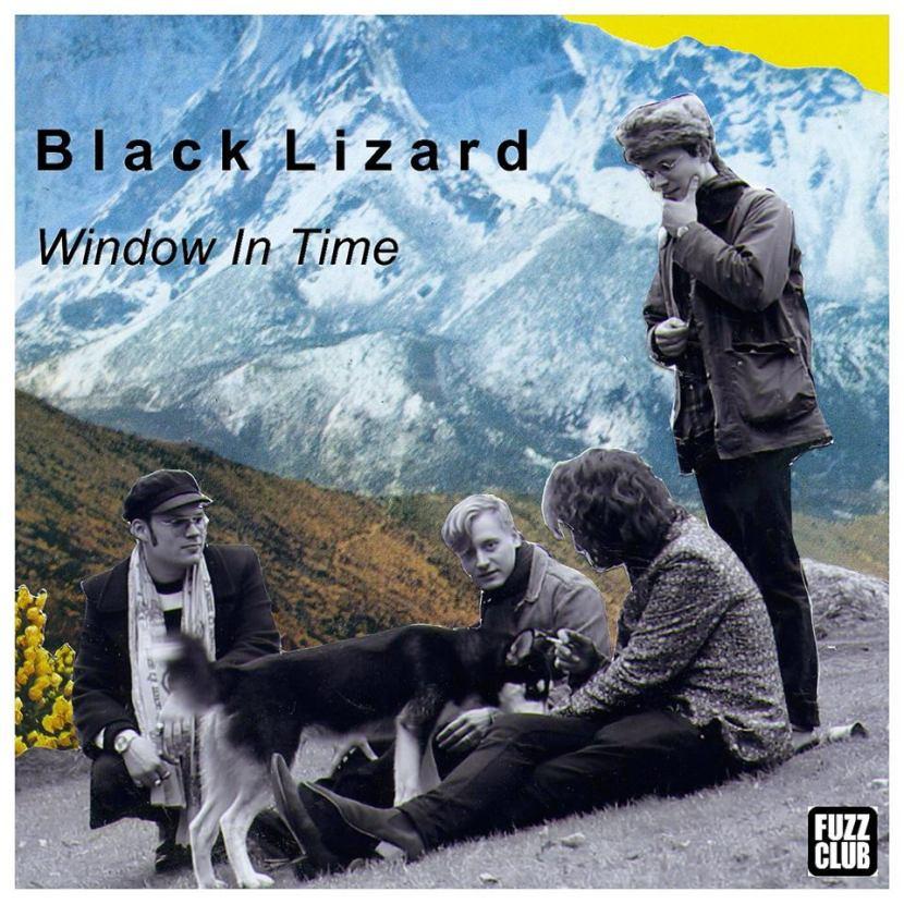 New track from BlackLizard