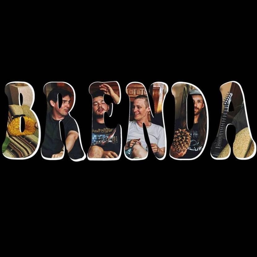 Canadian Garagerockers Brenda