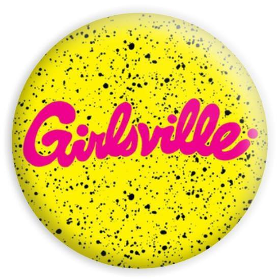 Girlsville compilation full of Garage, psych and punk