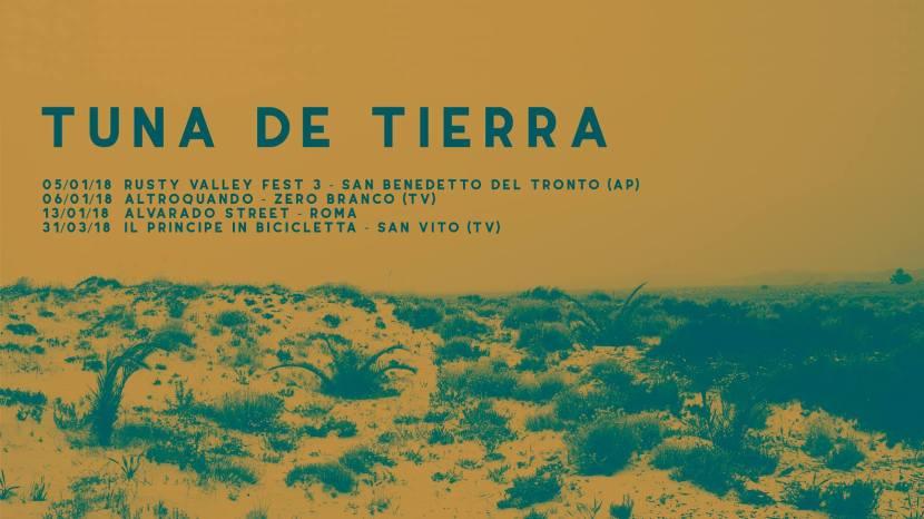 Desert Rockers Tuna DeTierra