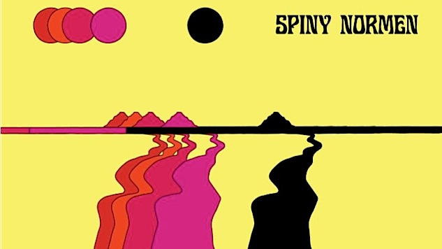 Another Spiny Normentrack