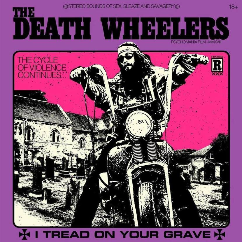 The Death Wheelers share newtrack