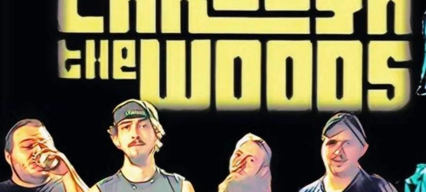 Desert Stoner Through TheWoods