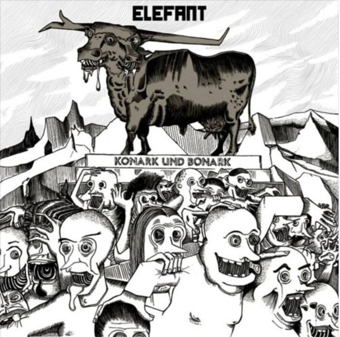 First track by Elefant from new album