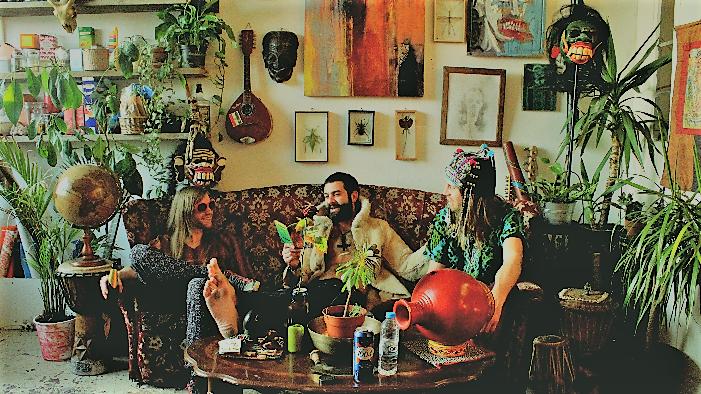 Heavy psychedelic rockersGNOB
