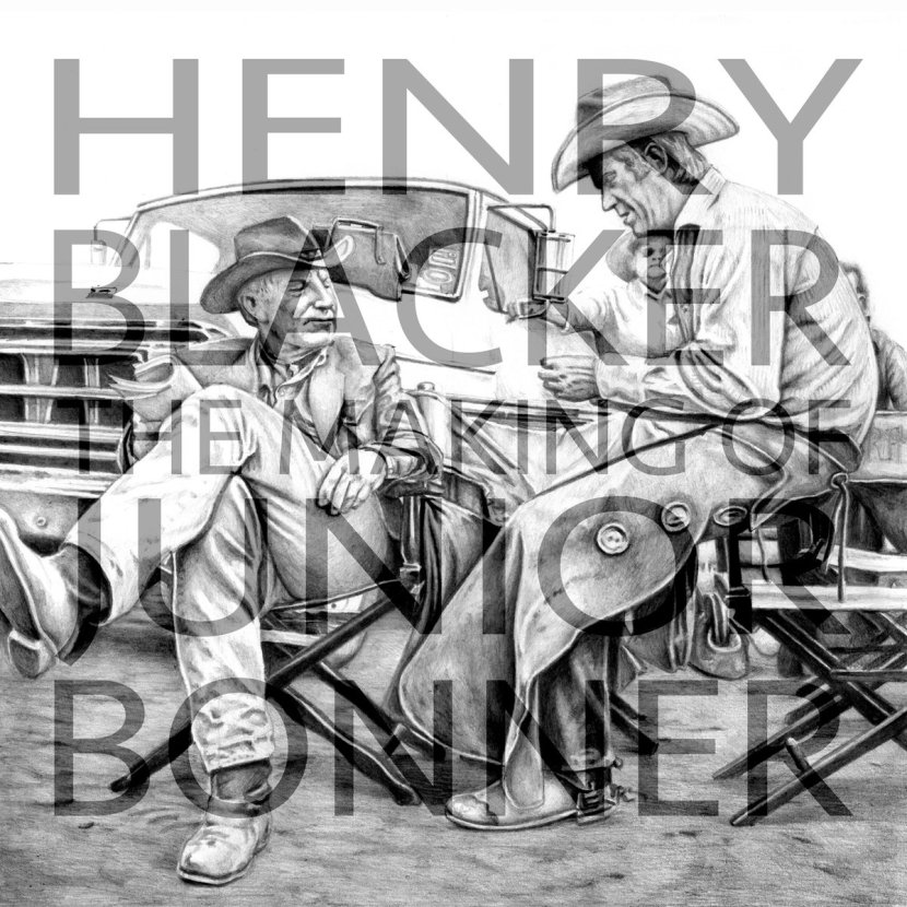 Get ready for the new album by Henry Blacker with a third new track