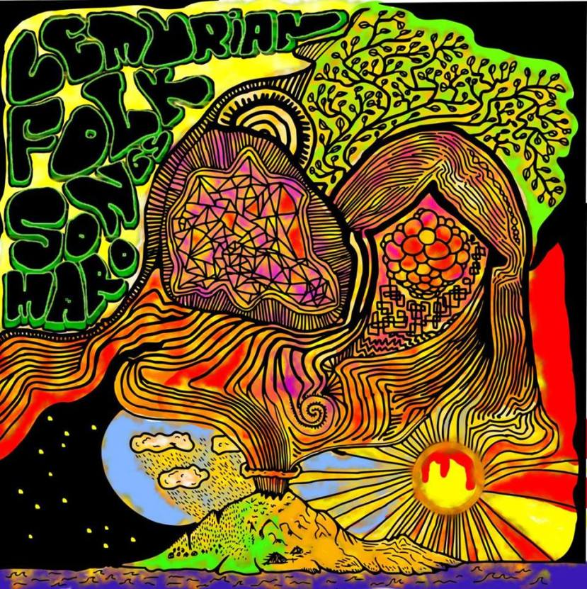 Budapest psych Lemurian FolkSongs