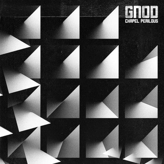 Album review of the new GNOD: Chapel Perilous