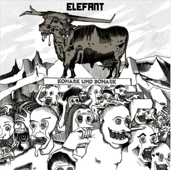 New track 'Lord Sleep' by Elefant