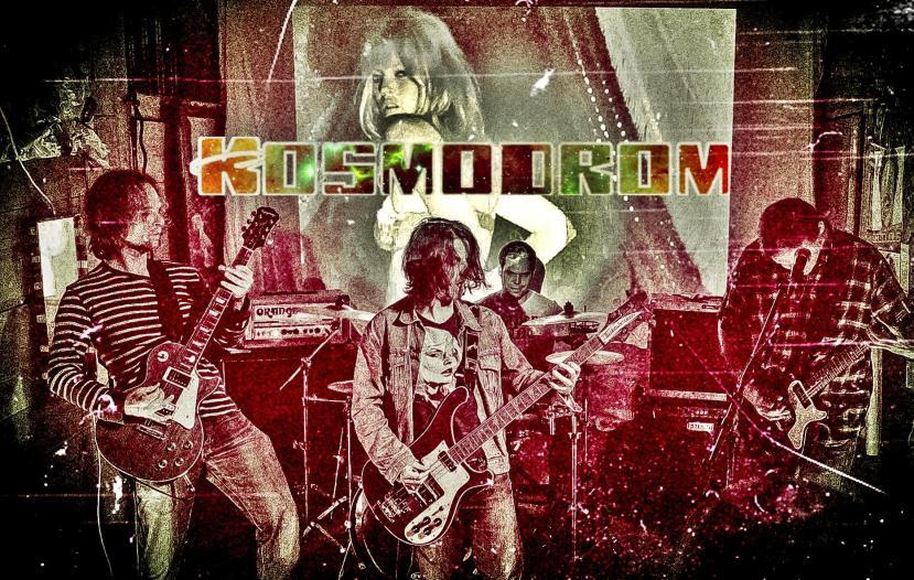 Instrumental Desert rockersKosmodrom