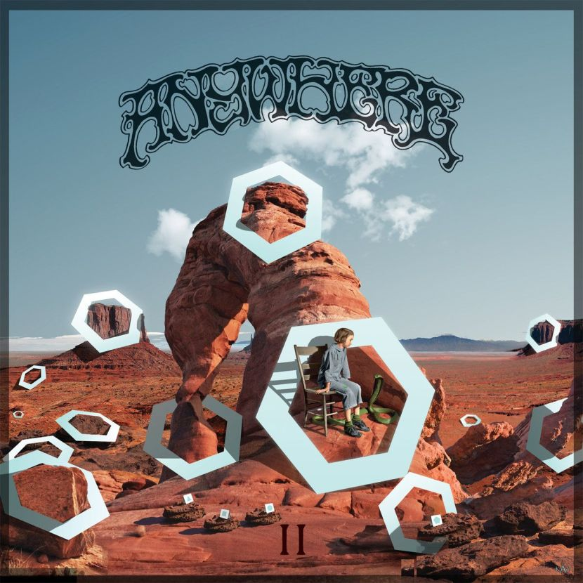 Psychedelic supergroup Anywhere release second album