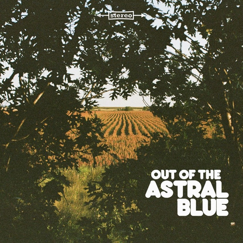 Retro psych tunes on the new Astral Blue