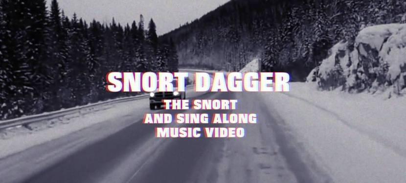 Snort Dagger from the newDOPETHRONE