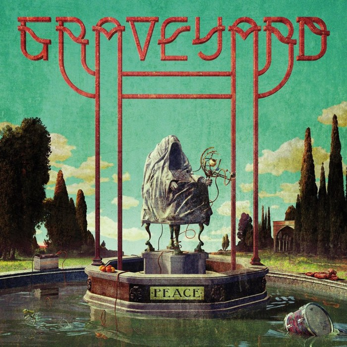 Peace by Graveyard