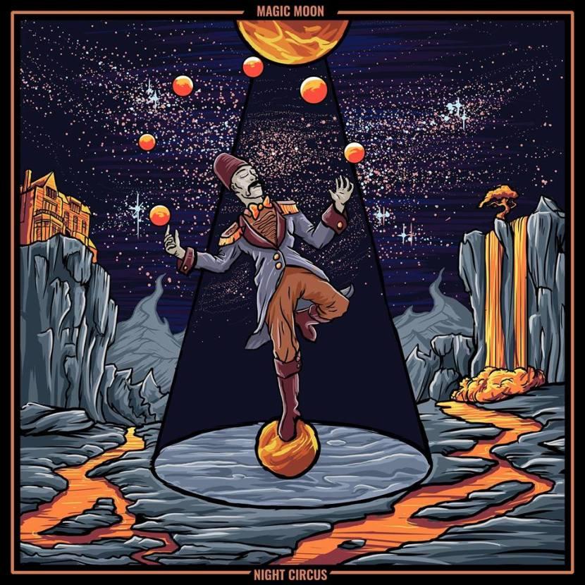 Magic Moon releases NightCircus