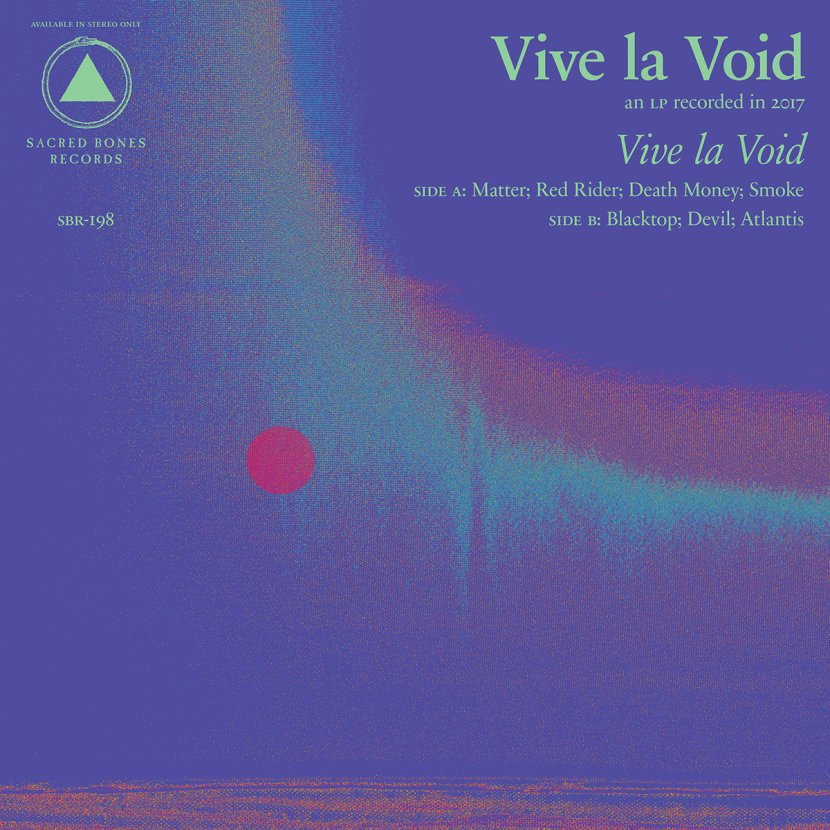 Vive La Void releasedebut