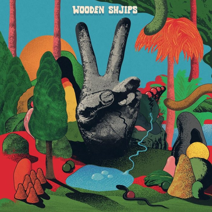 Wooden Shjips release V. and release newvideo