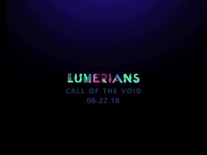 Lumerians give us second track Space Curse