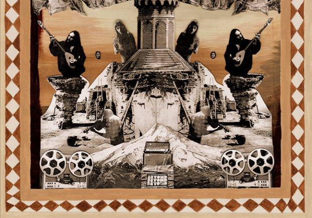 Experimental psychedelia and drone: TheMyrrors