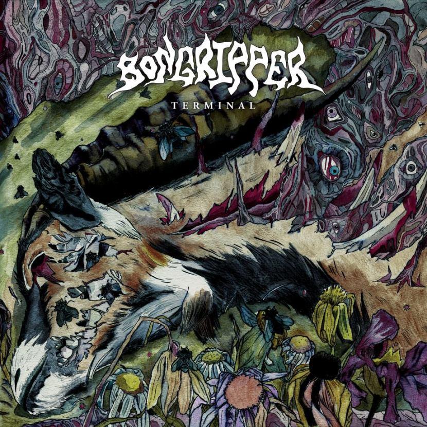 Bongripper release two trackmonster