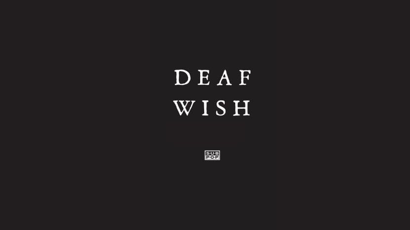 Australian post-punk DeafWish