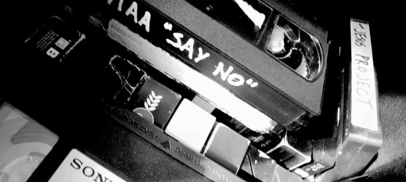 """Say No"" by Belgian noisy punks It ItAnita"