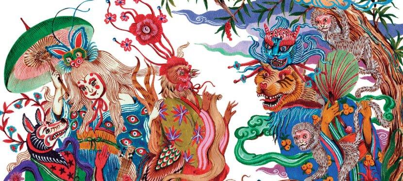 Japan's greatest psychedelic rockers Kikagaku Moyo areback