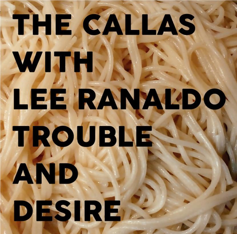 "The Callas With Lee Ranaldo release ""AcidBooks"""