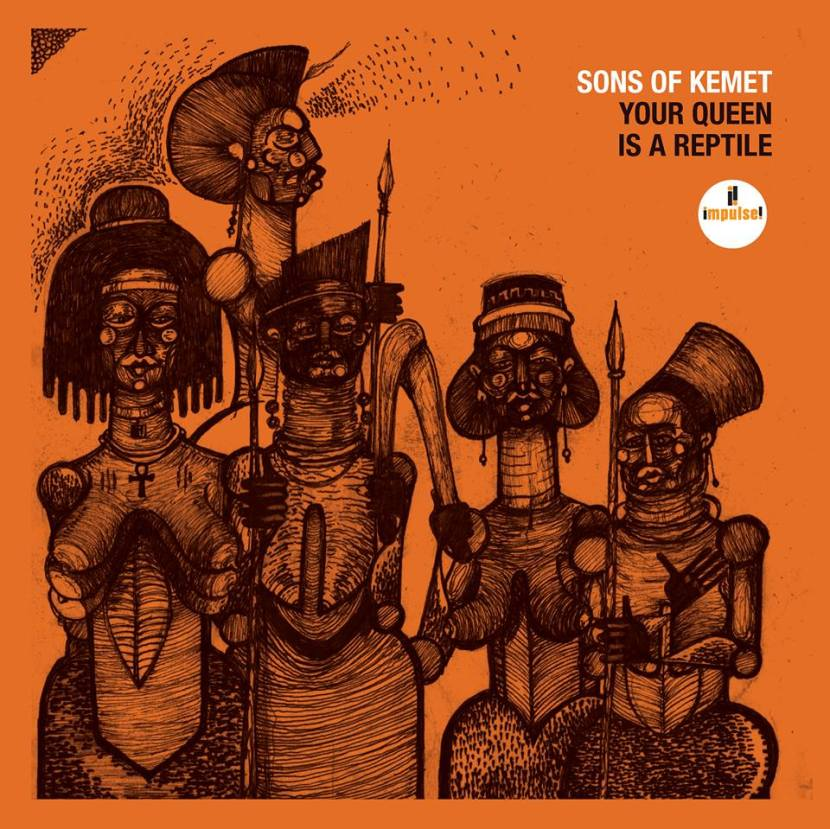 Brilliant jazz by Sons of Kemet