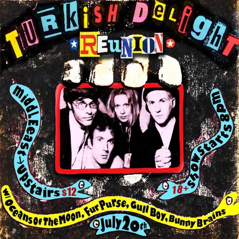 Turkish Delight – Howcha Magowchareissue