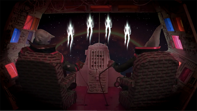 Oh Sees video for Anthemic Aggressor