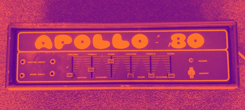 Instrumental Space rockers Apollo 80