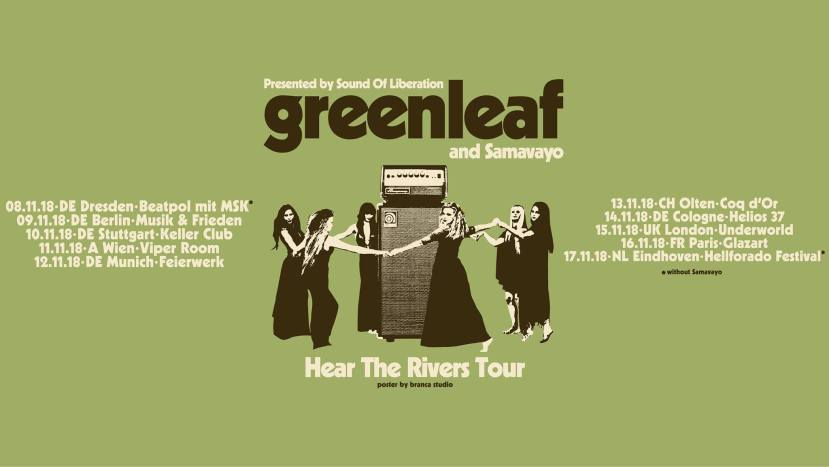Greenleaf shares first track