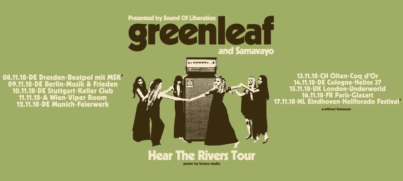 Greenleaf shares firsttrack