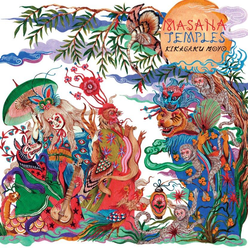 Stream Kikagaku Moyo's Masana Temples infull