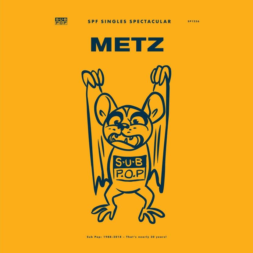 SPF30 Singles Spectacular 7″:Metz