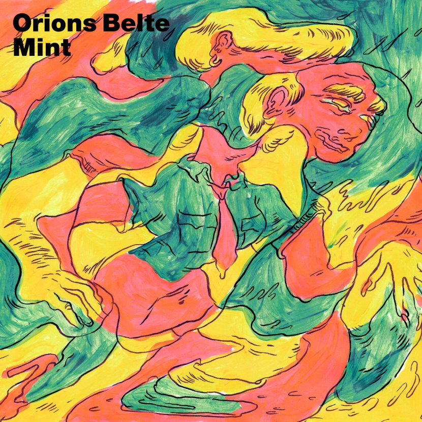 Release day for Orions Belte