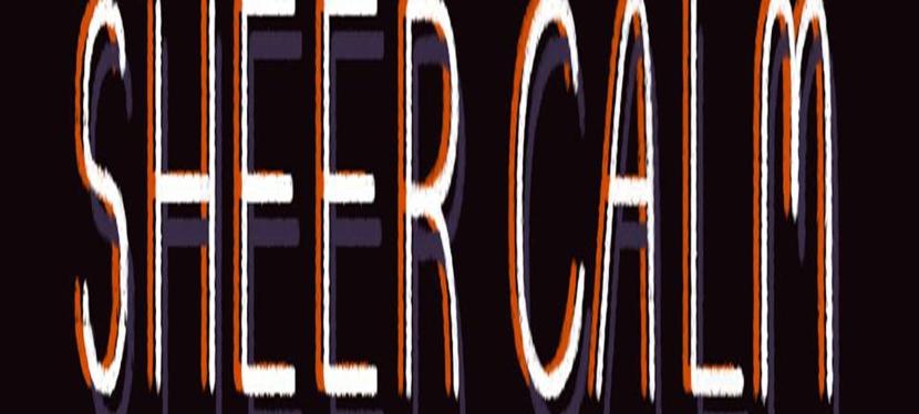 Fuzzy rockers Sheer Calm share newtrack!