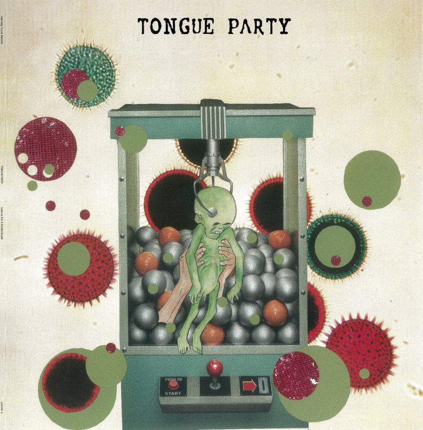 Noisepunkers Tongue Party