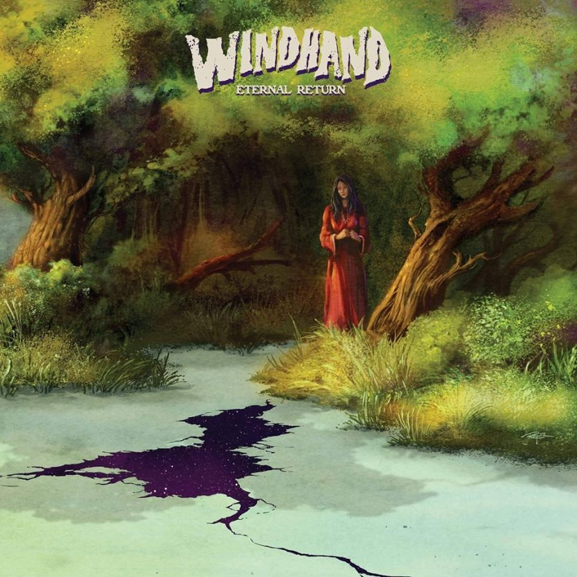 Windhand release 'Eternal Return'