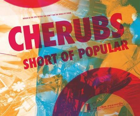 """Listen to Cherubs """"Short of Popular"""" ahead ofrelease"""