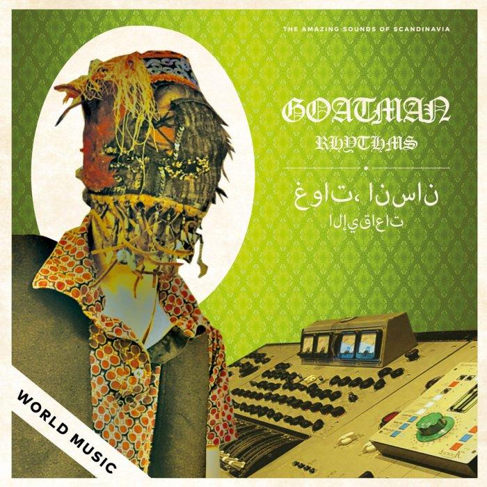 """Goatman release """"Rhythms"""""""