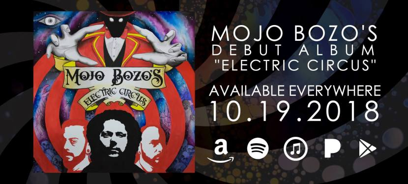 "Mojo Bozo's Electric Circus release ""Electric Circus"" + interview"