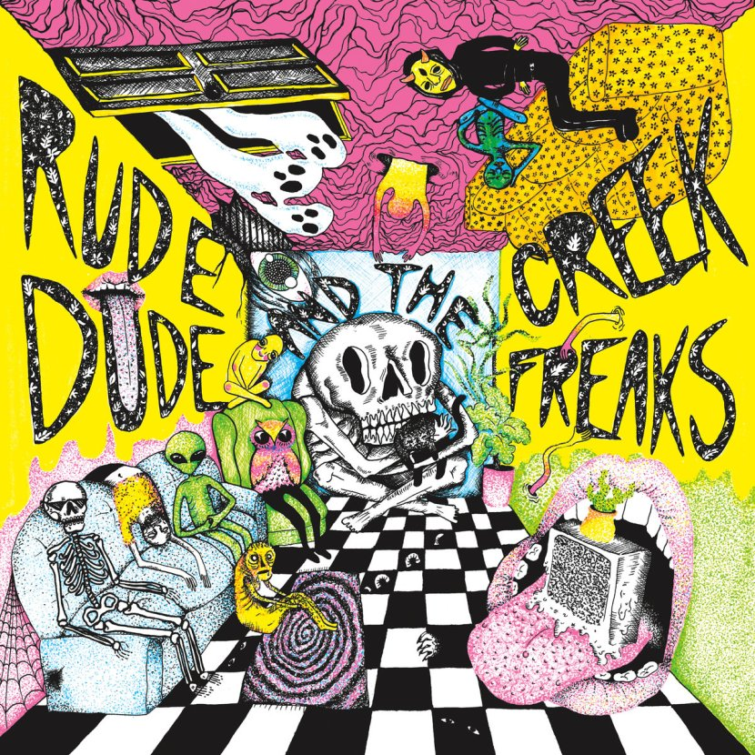 Rude Dude and the Creek Freaks