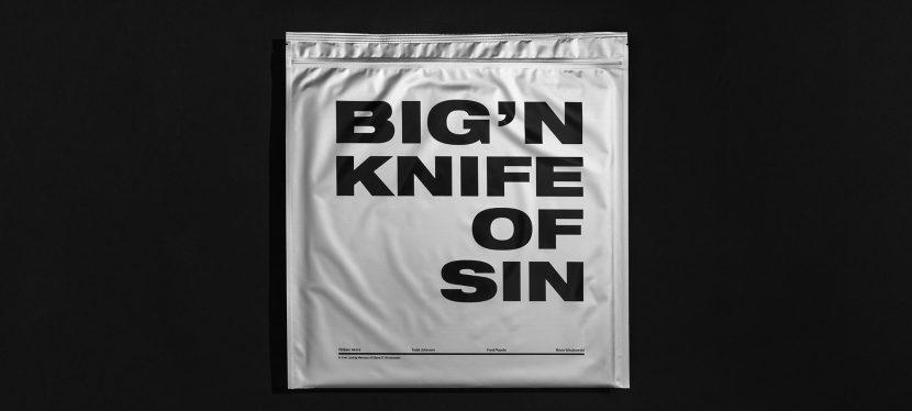Noise rockers Big'n release Knife ofSin