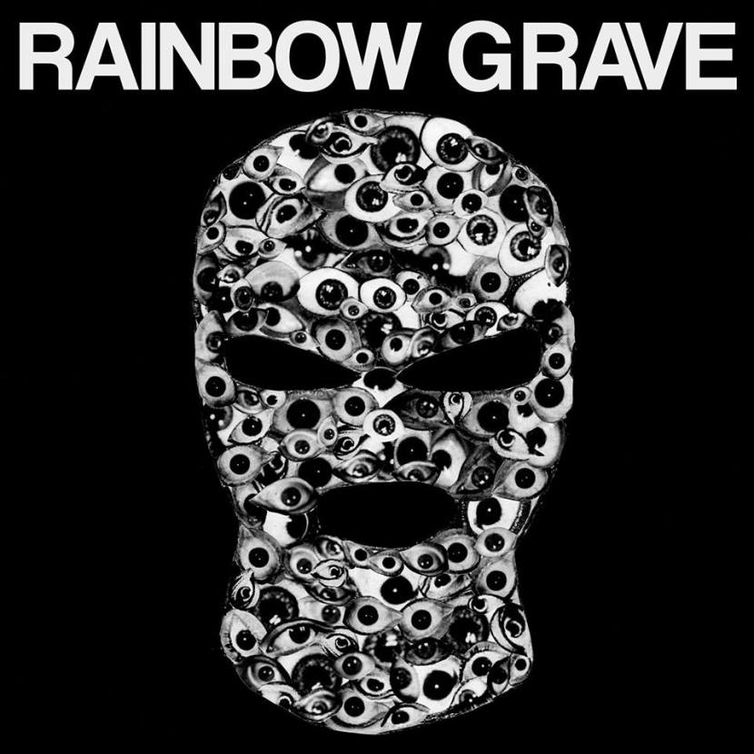 Rainbow Grave release 7″ on God UnknownRecords
