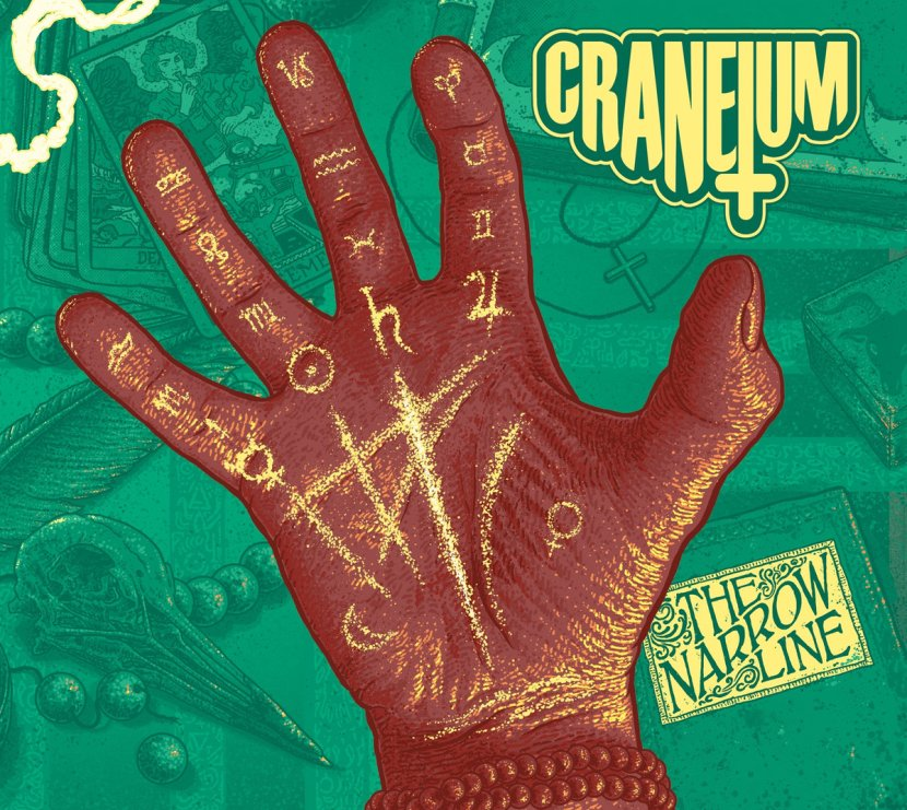 "Craneium released ""The Narrow Line"""