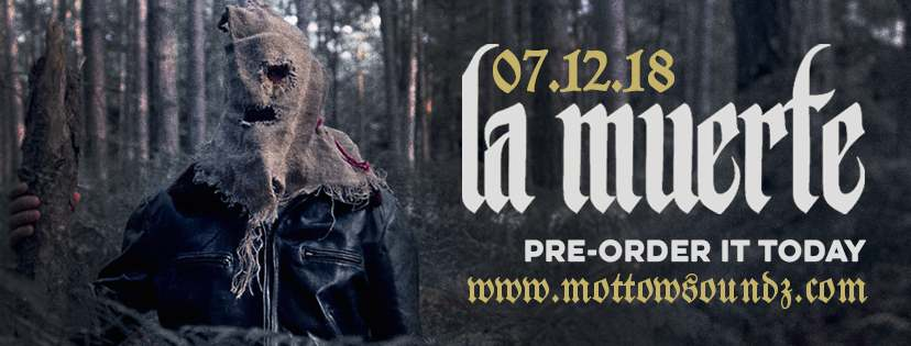 Belgian heaviness La Muerte release newalbum